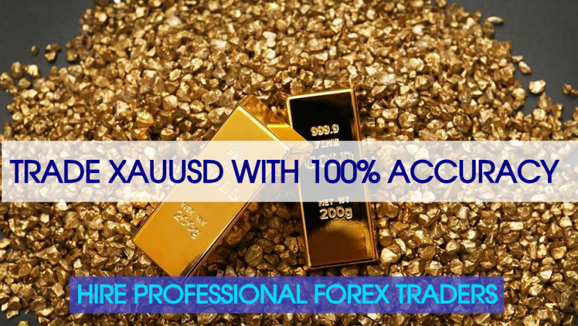 How to trade XAUUSD Spot Gold vs Dollar with 100 percent accuracy